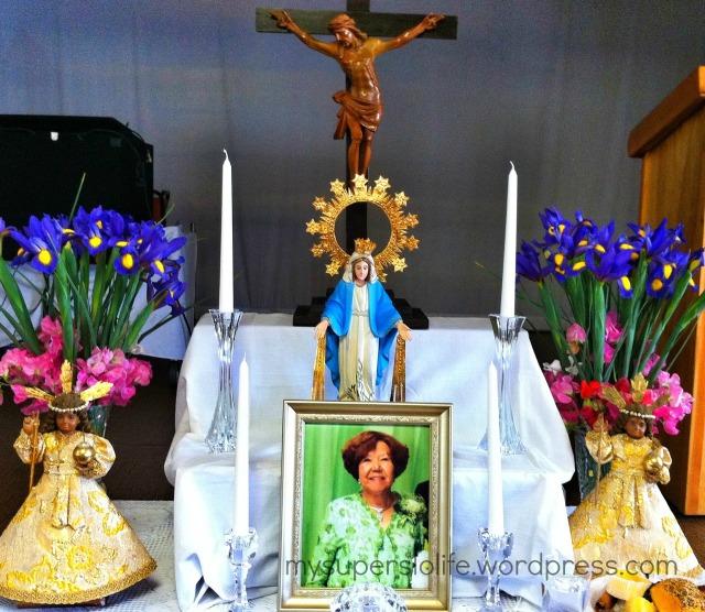 grandma altar
