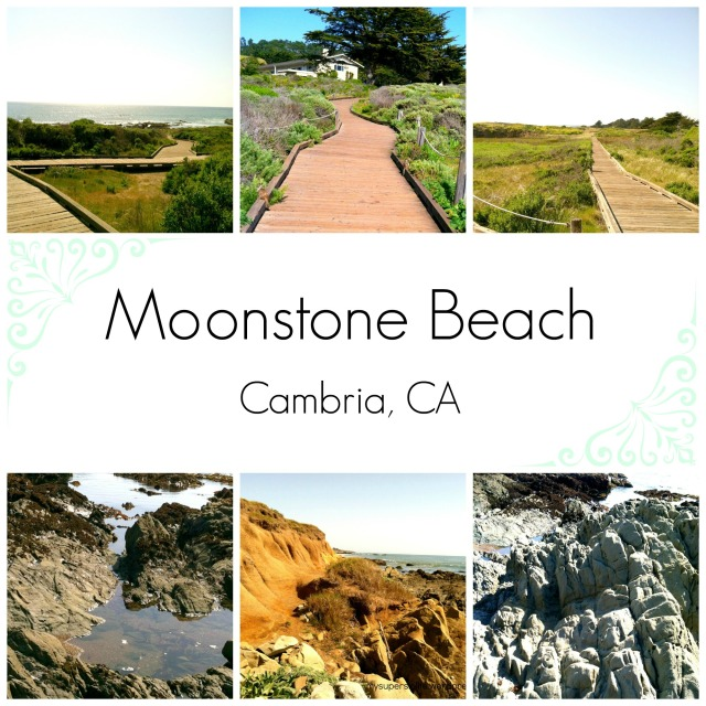 moonstone collage